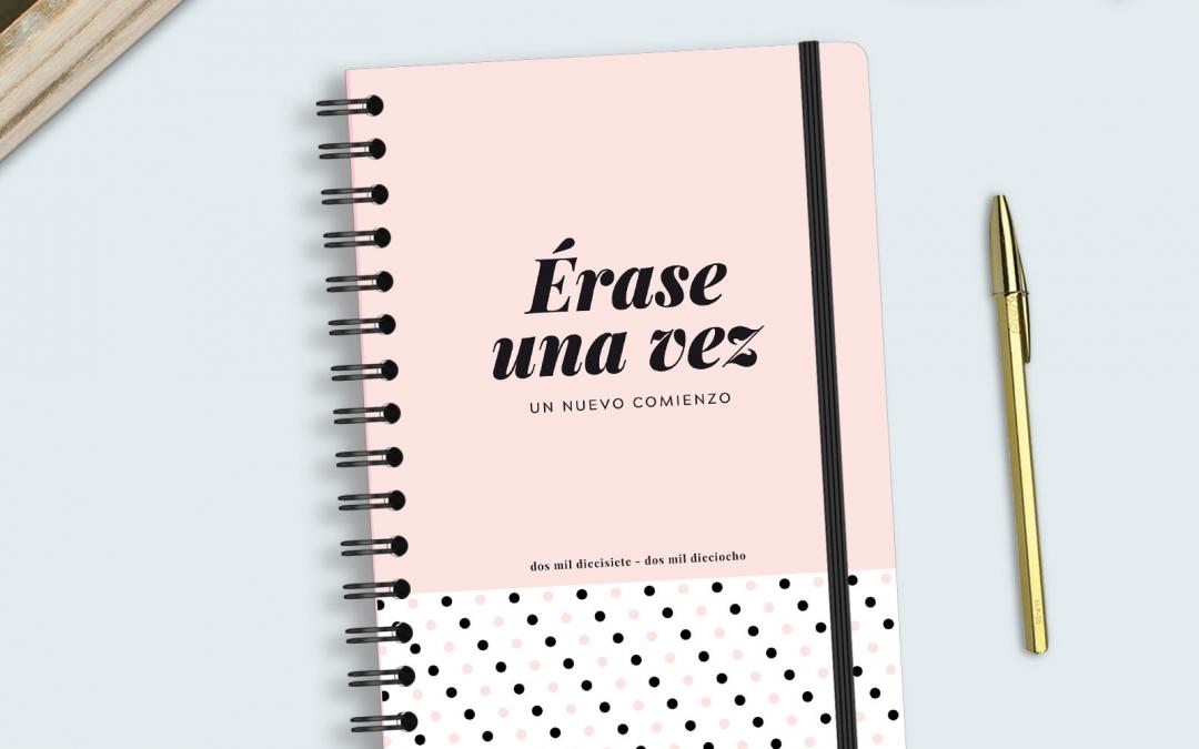 Agenda Escolar Pizpiretia 2017-2018