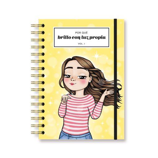 cuaderno gracioso