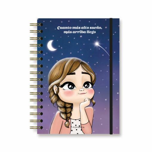 cuadernos tapas duras bonitos
