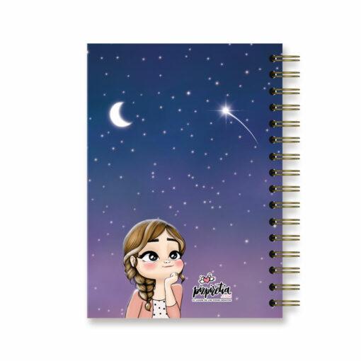 cuaderno pequeño bonito