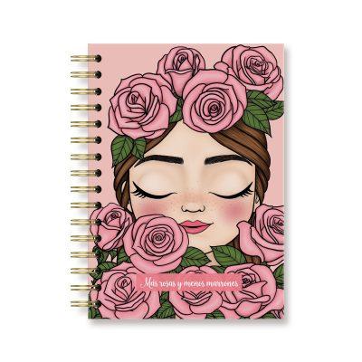 cuaderno menos marrones
