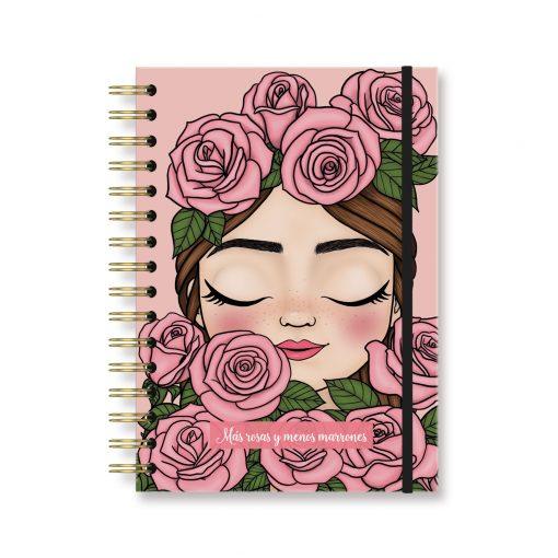 cuadernos de anillas bonitos