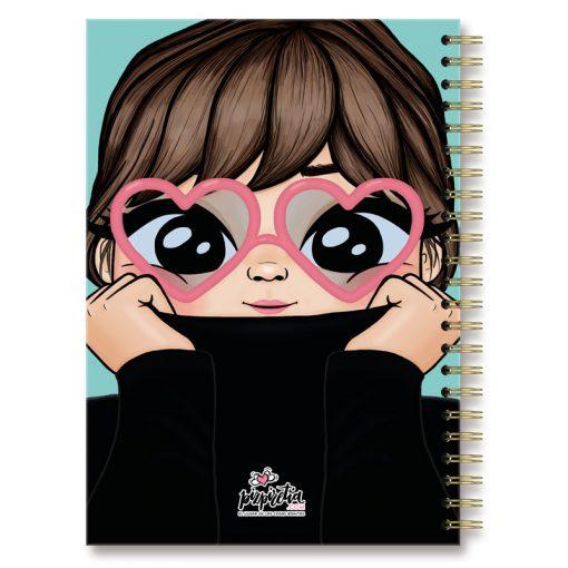 cuadernos A4 apuntes bonitos