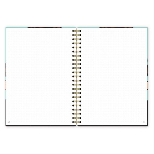 cuadernos A4 pauta puntos