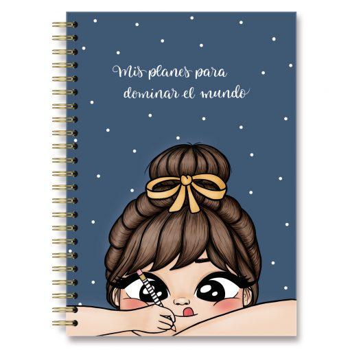 cuaderno tamaño folio